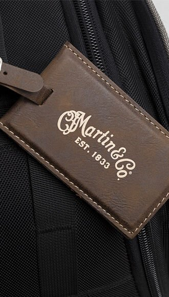 Martin Luggage Tag