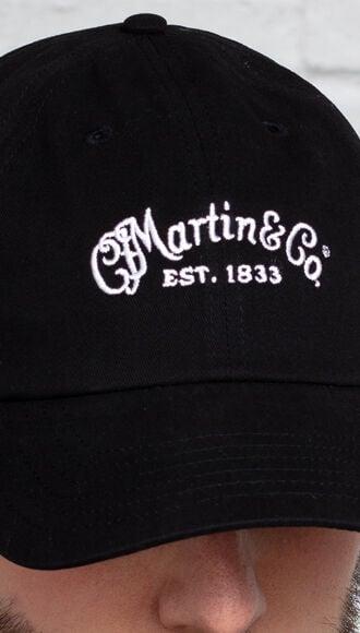 Martin Logo Cap