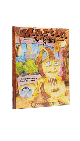 Martin the Guitar Children's Book