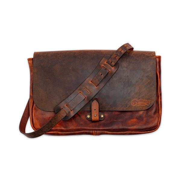 Martin Leather Commuter Bag image number 0
