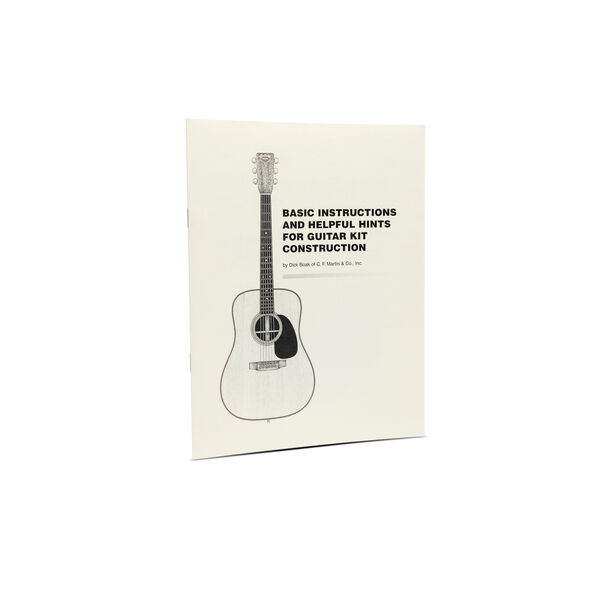 Basic Instructions and Helpful Hints for Guitar Kit Construction image number 0