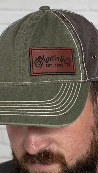 Martin Patch Hat
