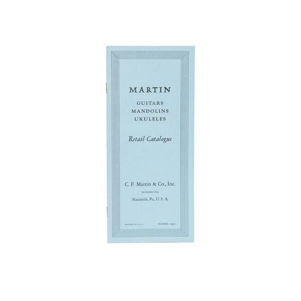 CF Martin 1930 Catalog Reprint image number 0