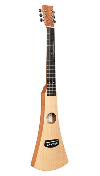 Steel String Backpacker Guitar