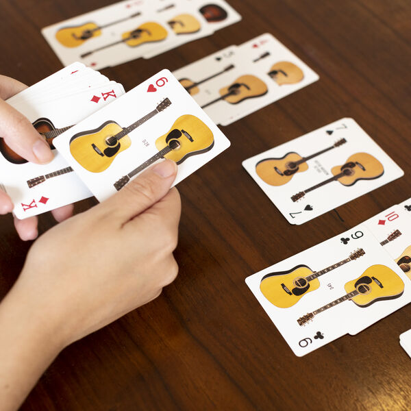 Martin Playing Cards image number 2