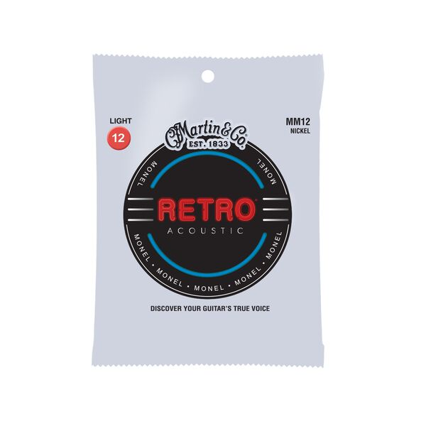 Retro® Acoustic Guitar Strings image number 0
