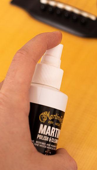 Martin Guitar Polish