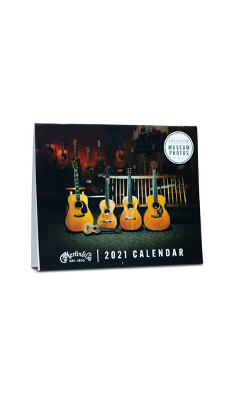 2021 Martin Calendar