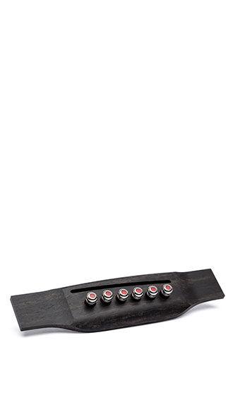 LUXE BY MARTIN® Bridge Pins (Chrome)