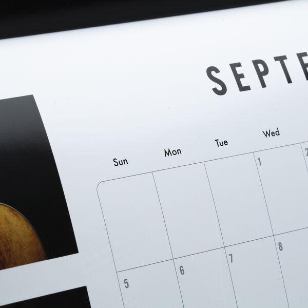 2021 Martin Calendar image number 1