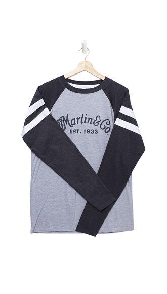 Martin Long Sleeve Jersey Heather/Navy