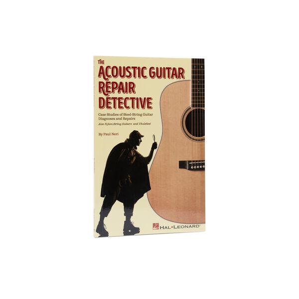 The Acoustic Guitar Repair Detective image number 0