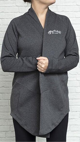 Martin Women's Cardigan (Charcoal)