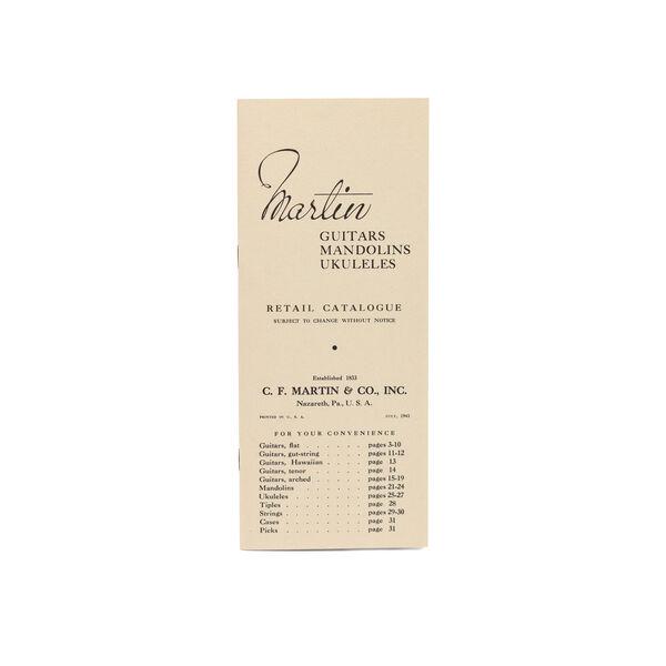 CF Martin 1941 Catalog Reprint image number 0
