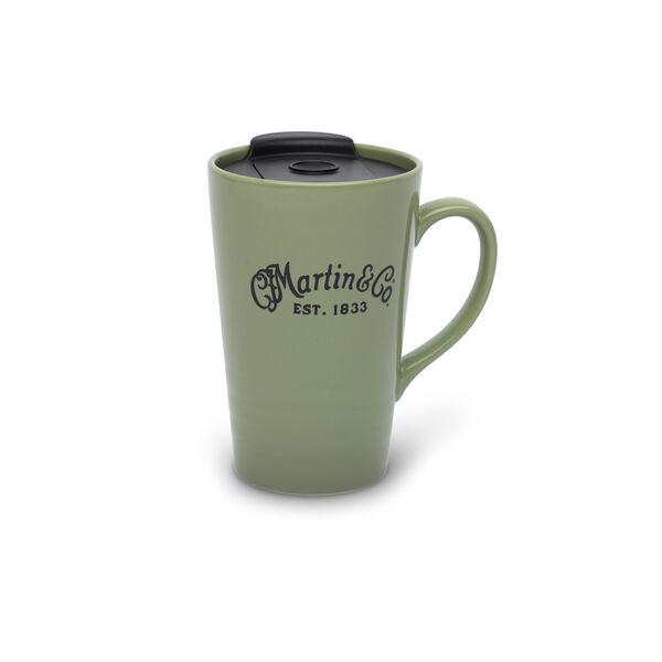 Ceramic Travel Mug with Lid image number 0