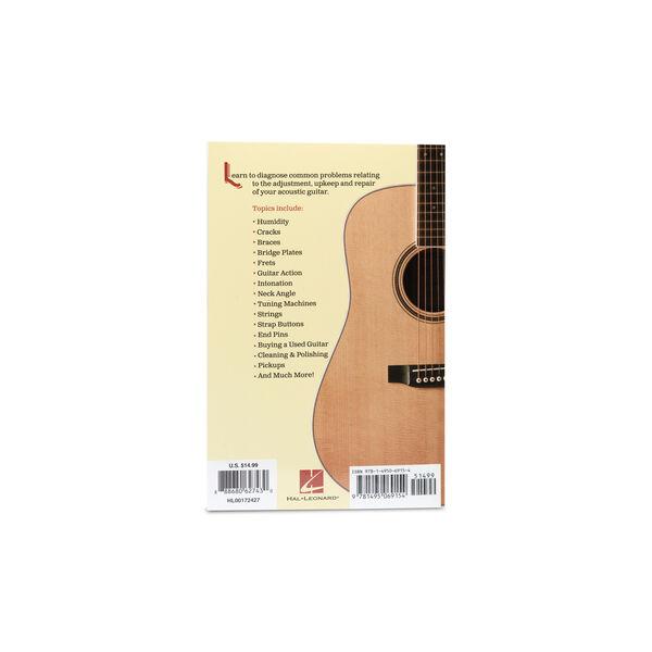 The Acoustic Guitar Repair Detective image number 1