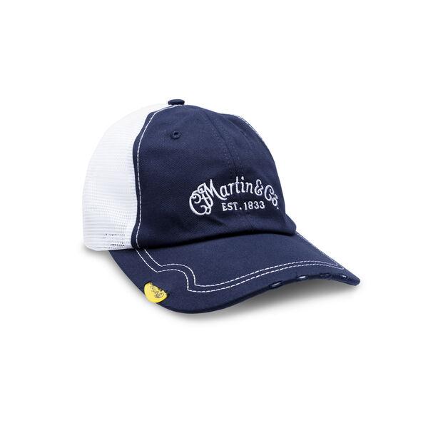 Martin Pick Hat (Navy) image number 0