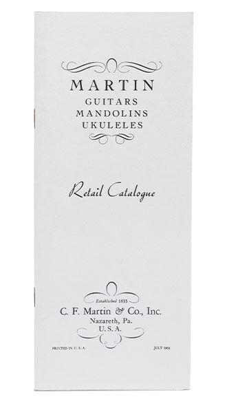 CF Martin 1935 Catalog Reprint