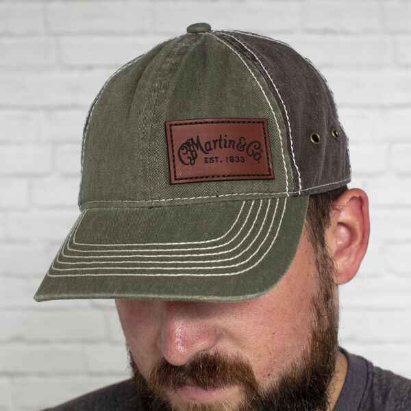 Martin Patch Hat image number 2