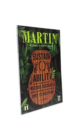 Martin Journal of Acoustic Guitars: Vol 11; 2021