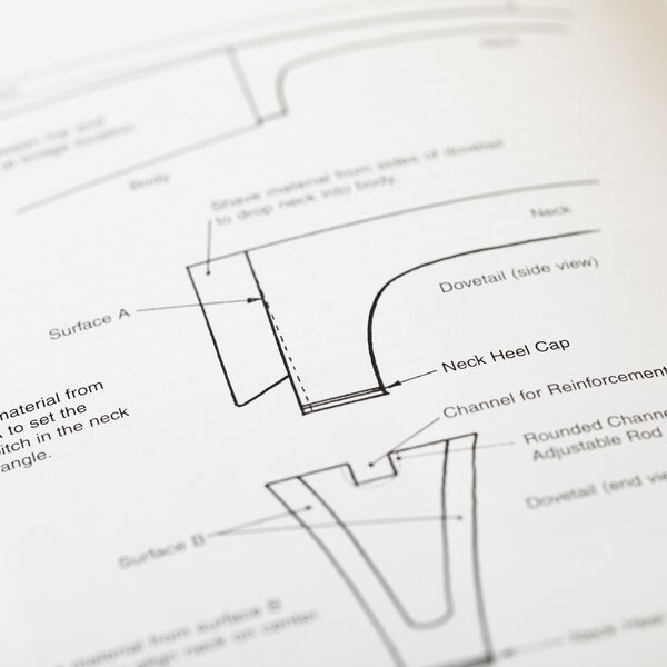 Basic Instructions and Helpful Hints for Guitar Kit Construction image number 3